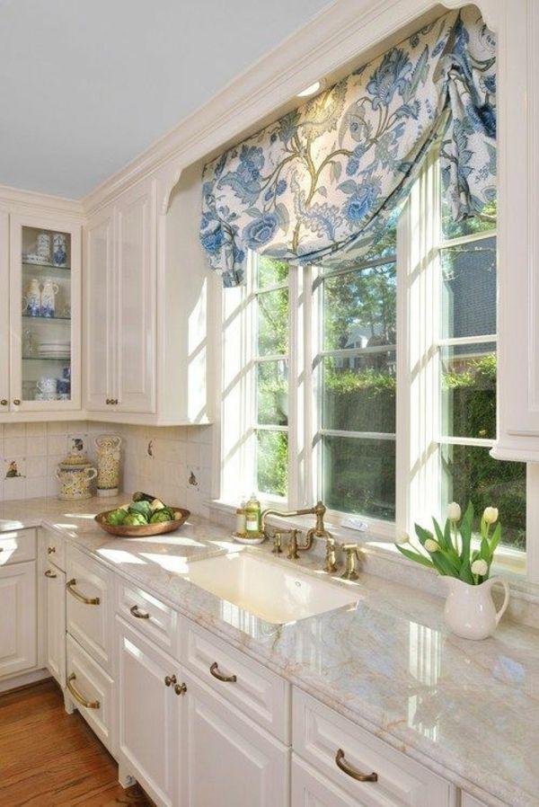 Küchengardinen Modern   Vervollständigen Sie Ihre Kücheneinrichtung