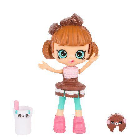 Happy Places Shopkins Season 3 Doll, Kiki Creme