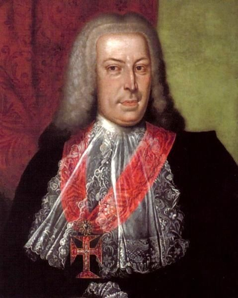 Marques de Pombal, Portuguese Prime Minister during the XVIII century