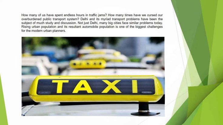 Car-sharing services clearly have many benefits for a city like Delhi. It provides an alternative means of public transport that is safe and efficient.