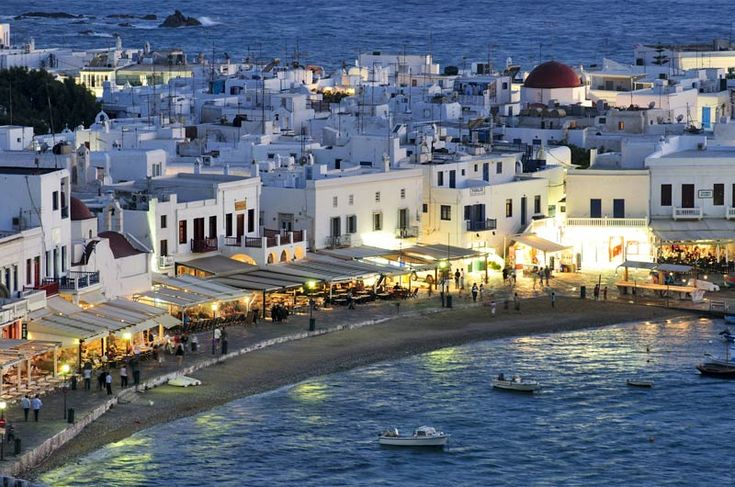 Greece Vacation Packages – Mykonos, Athens, Santorini Tour Packages, Greece Tours - www.gate1travel.com