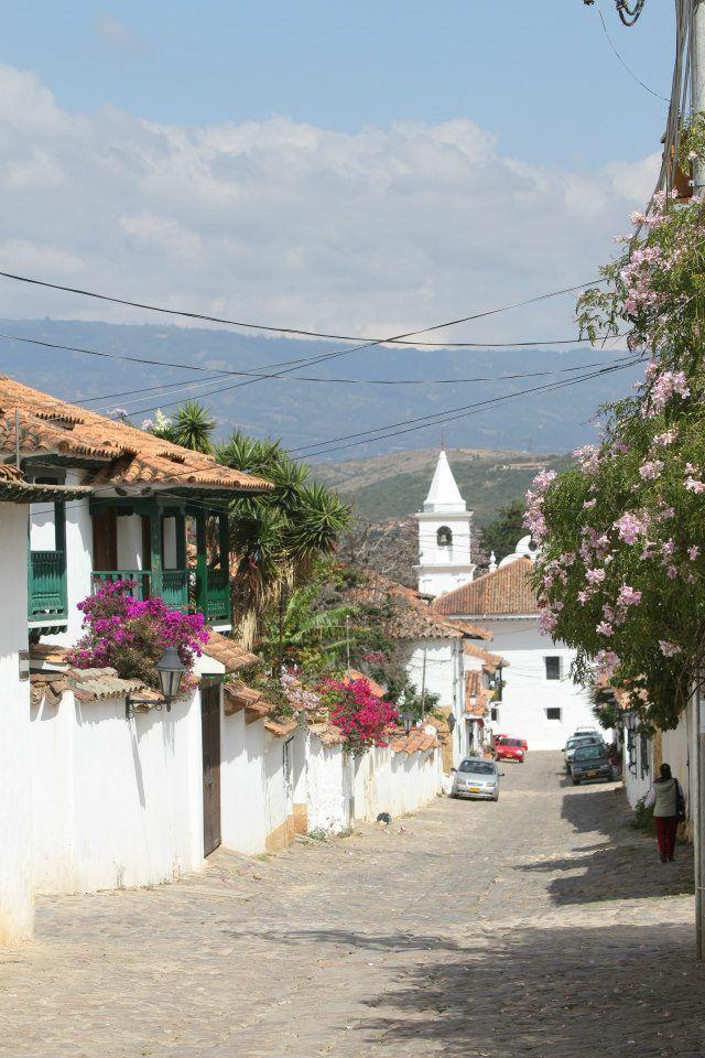 Villa de Leyva Boyaca Colombia