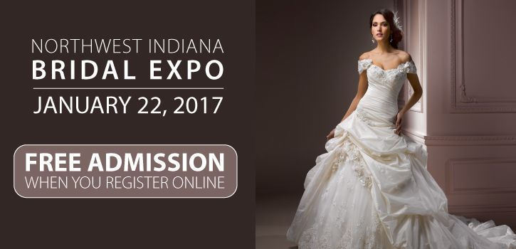 Pre Register for the Northwest Indiana Bridal Expo | Louie's Tux Shop