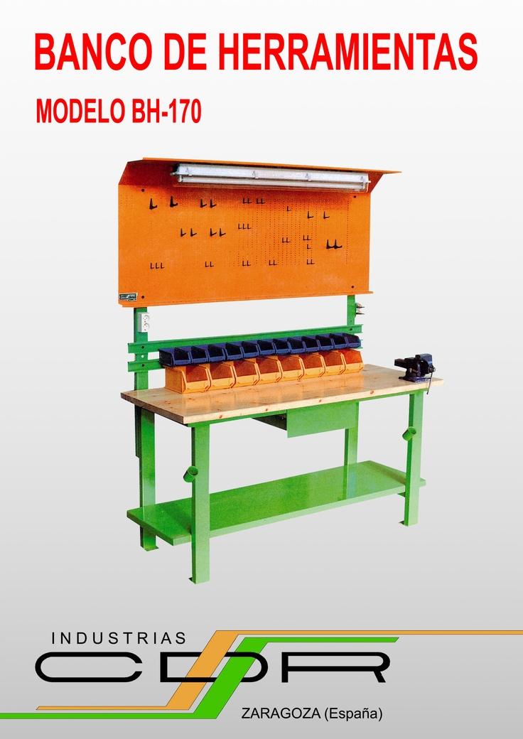 Banco de Herramientas Modelo BH-170