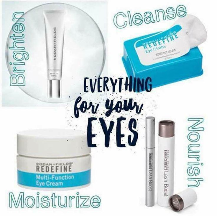 Do you have tired eyes? Check out everything you need for your eyes! ☀️New! Tired of tired-looking eyes? Active Hydration Bright Eye Complex brightens and revitalizes eyes REDEFINE Eye Cloths gently remove makeup to reveal firmer, younger-looking skin around your eyes REDEFINE Multi-Function Eye Cream combines powerful peptides to minimize the appearance of crow's-feet LASH BOOS will give you the appearance of lush, longer full eyelashes.T