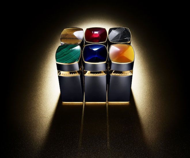 New luxury fragrances for him: Gems and scents make the Bulgari Le Gemme Collection for Men
