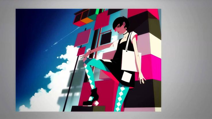 【SQUARE07】イラスト過程PV「RUNWAY」ver.秋赤音【CV:朴璐美】〜produced by 秋赤音(AKIAKANE)〜
