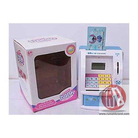 Mini ATM Stitch (GM-5) @Rp. 175.000,-  http://rumahbrand.com/mainan-anak/1140-mini-atm-stitch.html  FAST ORDER: WHATSAPP/ SMS: 0838.7834.9956. BB: 28bea4a2. Line rb2800