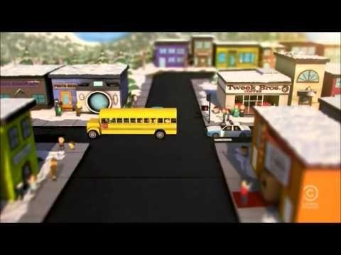 South Park Season 17 Intro HD - YouTube