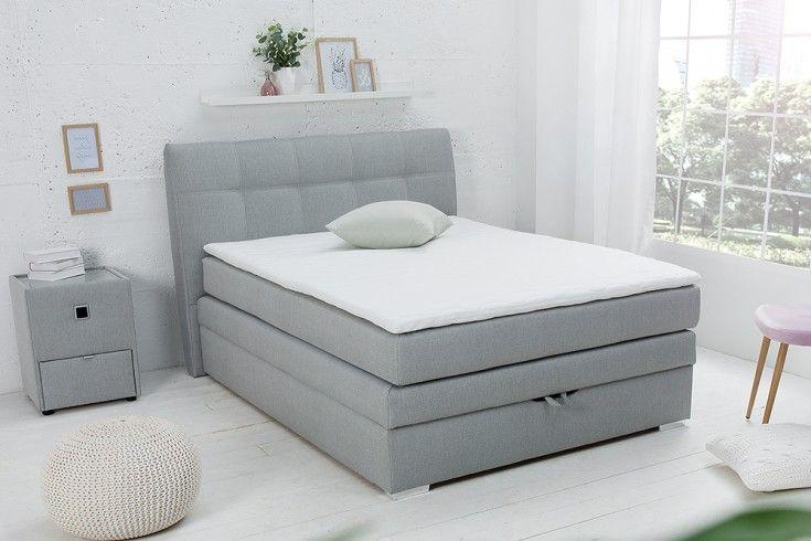 łóżko Fame Szare 140x200 łóżka Do Sypialni W 2019 łóżka