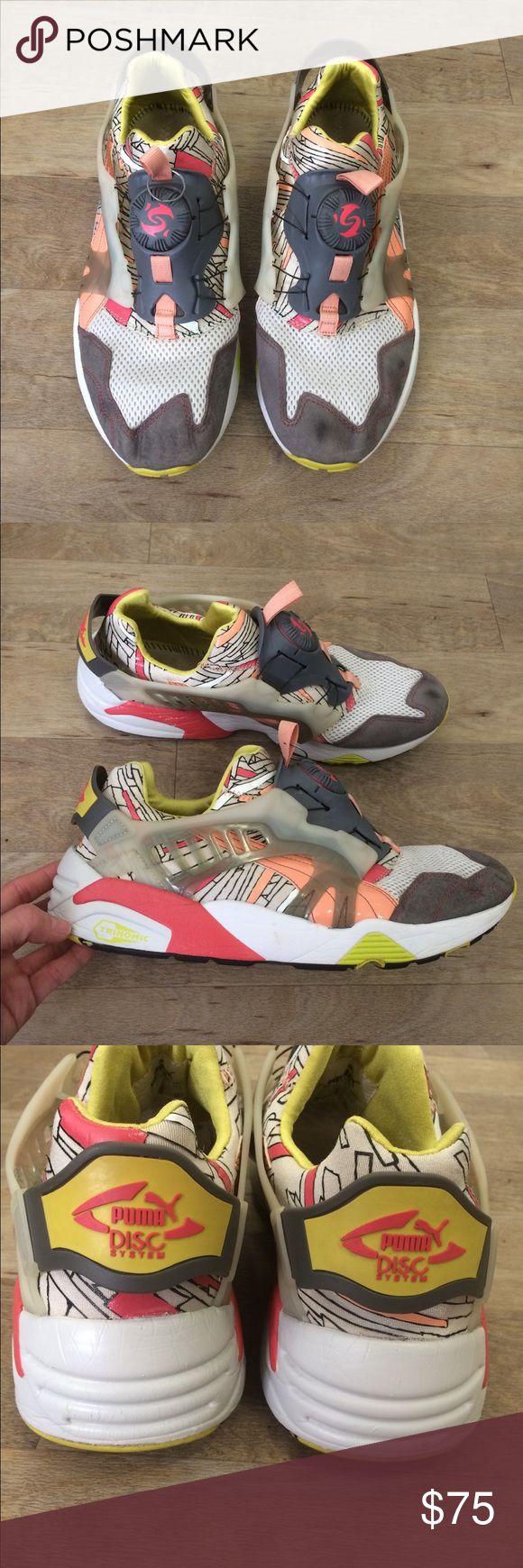 Puma Disc System Retro Size 9.5 Size 9.5 Puma Shoes Sneakers