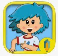 iPads y Autismo: app: Alex aprende a vestirse solo!