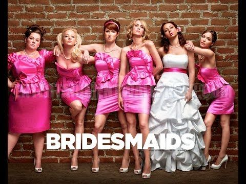 Bridesmaids Full Romance, Comedy Movie HD 2011 - YouTube