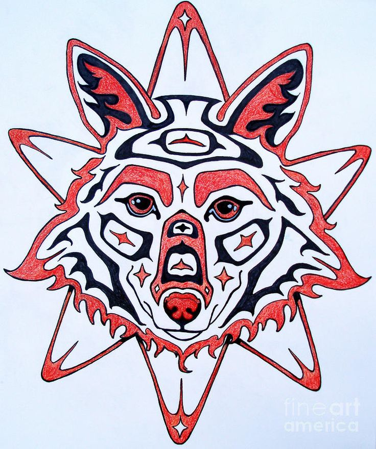 Coyote Totem Google Search Sigil And Body Art Pinterest Coyotes Search And Totems
