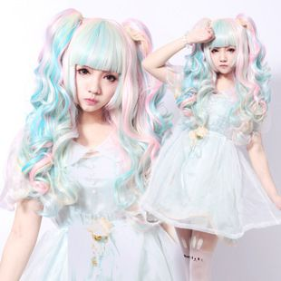 Cheap hair wig manufacturers, Buy Quality wig hair directly from China hair wig men Suppliers:              Fashion wig long curly Middle part elegant hair wig with hair net light brown hair cabelo peruca sintetica