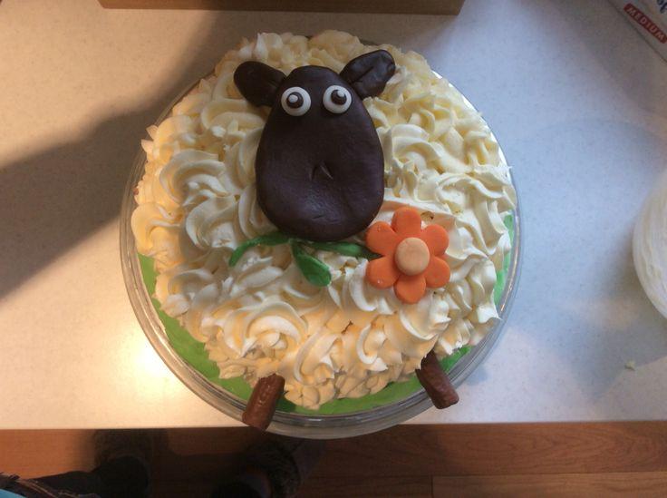 G's 20 th birthday cake
