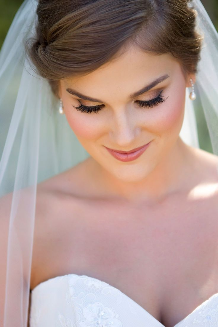 Bridal Makeup -- Natural Bridal Makeup -- Soft Bridal Makeup