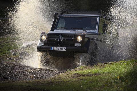 """Ende für das nächste G-Modell: der """"Professional"""" von Mercedes-Benz läuft Ende 2013 aus – Mercedes-Benz Passion Blog"""