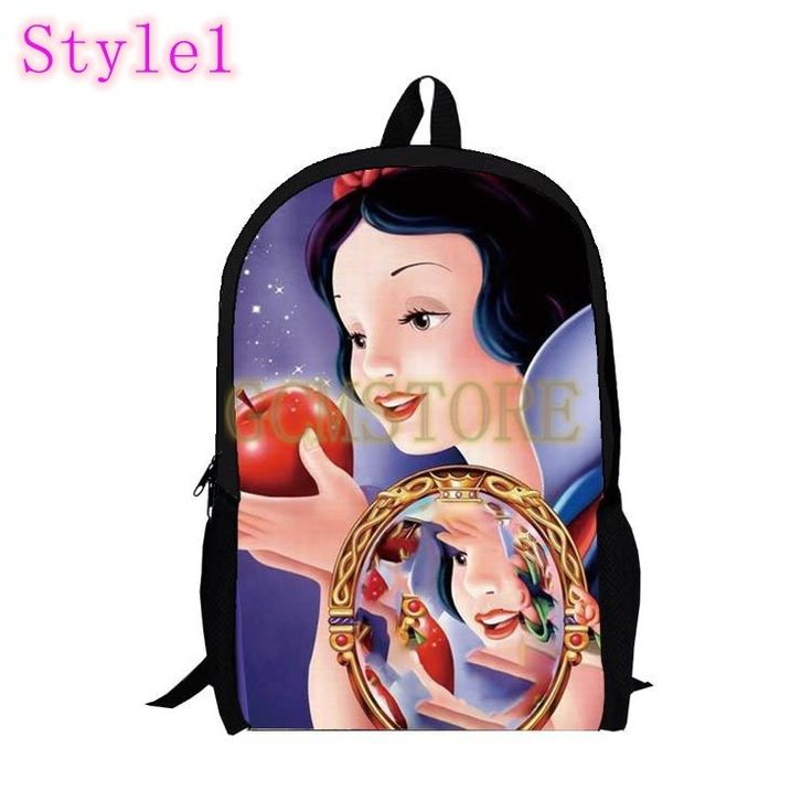 Disney Lovely Princess Snow White Kindergarten Fashion Backpack Schoolbag #bag #backpack #schoolbag #bookbag #disney #men #women #young #teens #boys #girls #children #kids #animal #love #fashion #style #stylish   #shopping #cool #cute #amazing #fun #funny #beautiful #follow #followme #shoutout #likes #comment