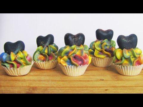 Bubblegum Soap Cupcakes | Zeep Cupcakes Maken - YouTube