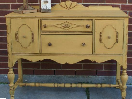 Examples Of Chalk Painted Furniture   ... of furniture that were painted with Annie Sloan's Chalk Paint