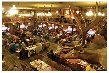 Cattlemens Restaurant Amarillo Tx