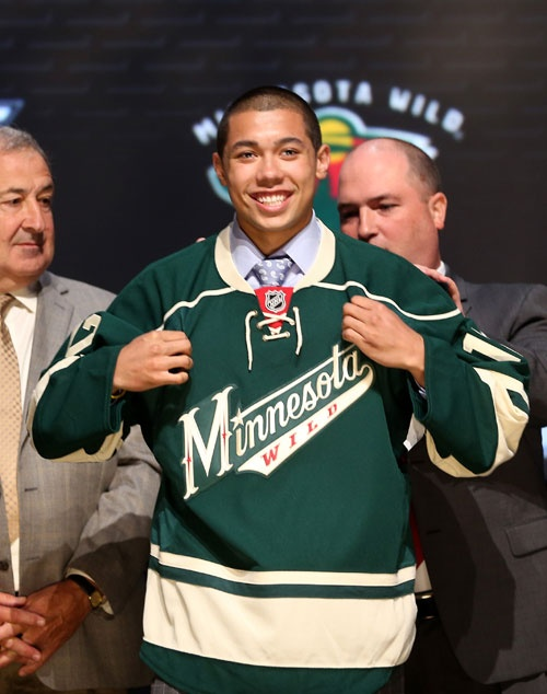 Already widely regarded as having one of the best prospect pools in the NHL, the Wild added to it in June at the NHL Draft in Pittsburgh. Minnesota added seven new players, highlighted by defenseman Matt Dumba with the seventh overall pick.