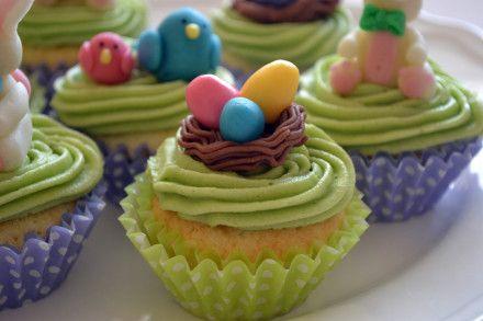 Velikonoční muffinek