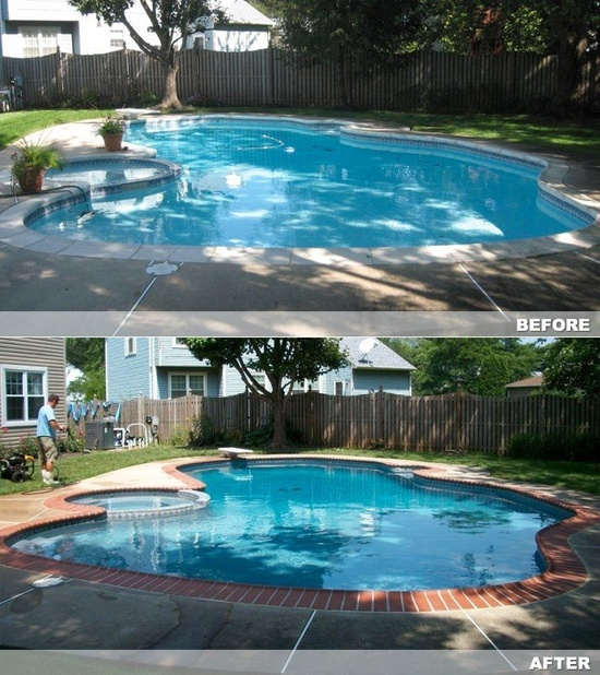 8 Best Images About Pool Remodeling And Renovations On