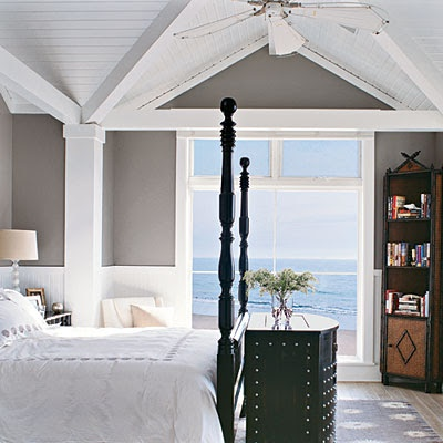 11 best coastal bedrooms with dark furniture images on Pinterest ...