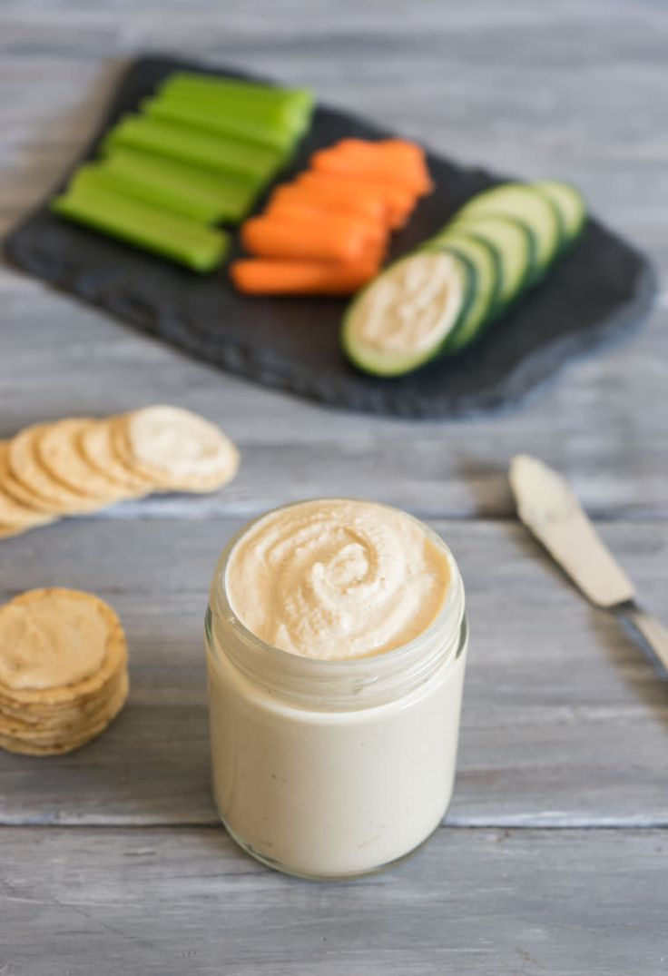 A simple, flavorful cashew cheese that you can use in a million different recipes.