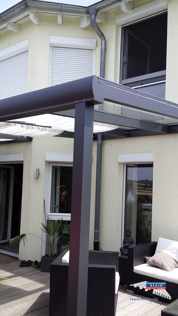 """Über 1.000 Ideen zu """"Terrassenüberdachung Glas auf Pinterest ..."""
