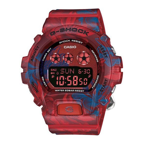 G Shock Gmds6900f Watch Red