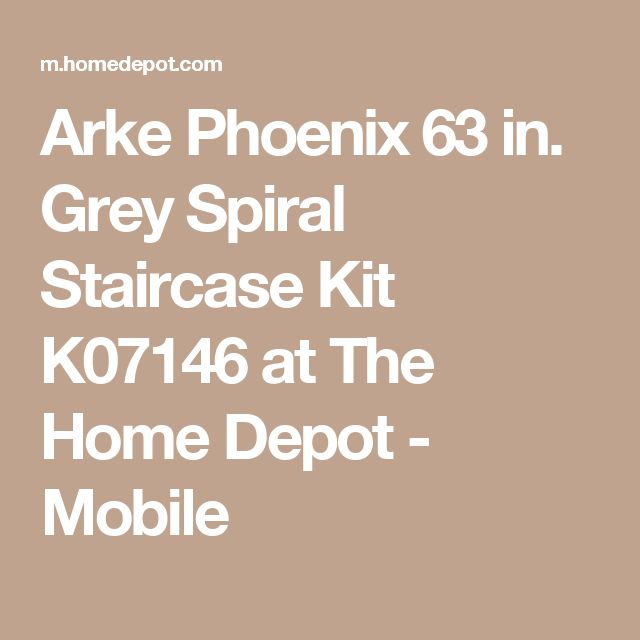 17 Best Ideas About Spiral Staircase Kits On Pinterest Stair Kits Spiral Staircase Plan And