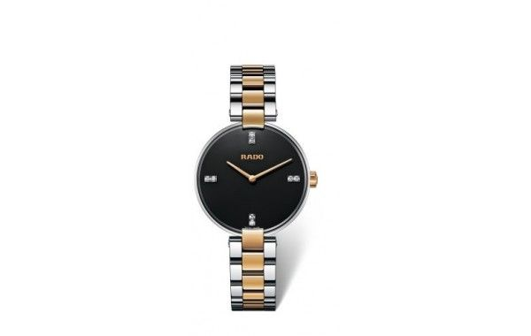 RADO COUPOLE – A RADO CLASSIC RE-VISITED  First launched in 1987, this collection has been re-visited by Rado and given a new and edgy look. A round dial  covered by curved sapphire crystal and distinctive lugs make this watch an elegant everyday companion.
