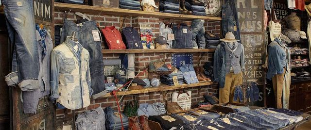 CHAD'S DRYGOODS: WELCOME TO THE WORLD OF RRL