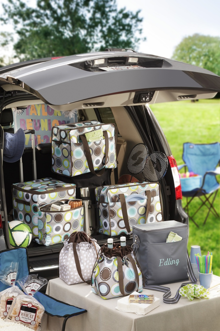 Tailgating Thirtyone style  www.mythirtyone.com/saxe/