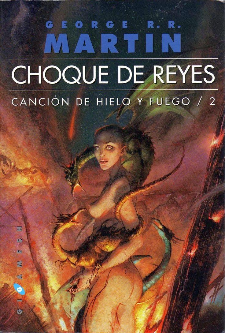 Reseña de Canción de Hielo y Fuego 2, Choque de Reyes de George R. R. Martin  http://miscriticassobrelibrosleidos.blogspot.com/2014/12/cancion-de-hielo-y-fuego-ii-choque-de.html  Un saludo