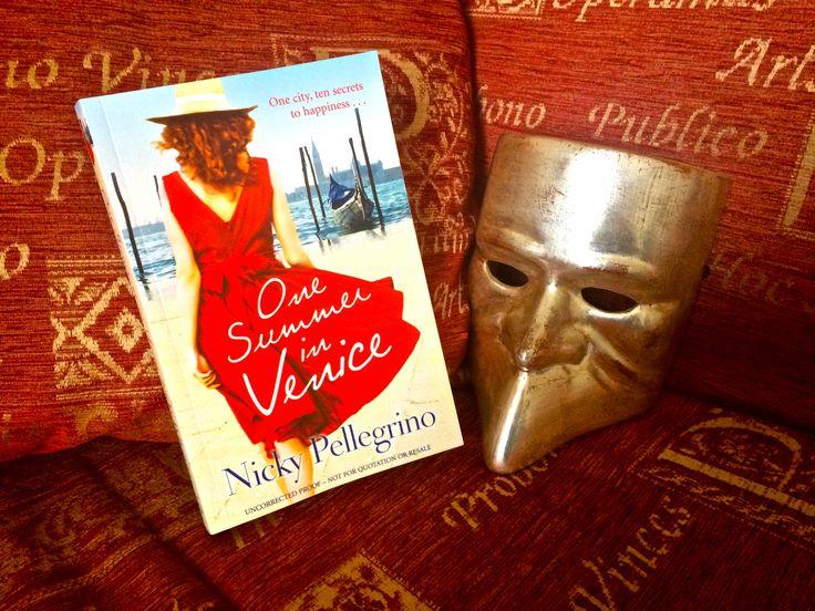 "Novel set in VENCIE (Milonga, Ombra and Cicchetti) ""One Summer in Venice"" by Nicky Pellegrino http://www.tripfiction.com/novel-set-in-venice-milonga-ombra-cicchetti/"