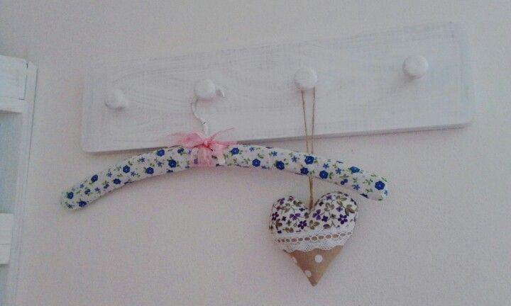 Upravené ramínko / Hanger DIY