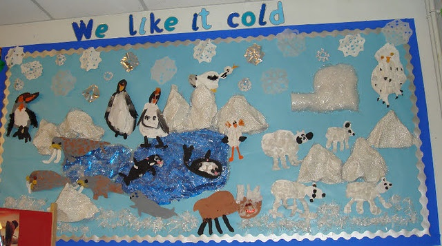 Artic animals Great idea for artic unit | Teaching ...