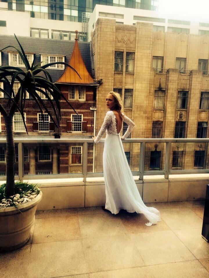 Just love this stunning image of our bride Janneke - https://www.facebook.com/RobynRobertsBridalWear