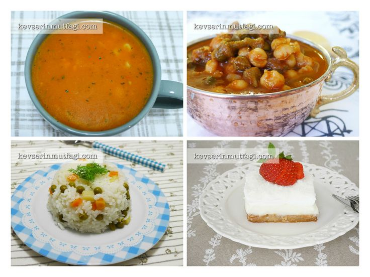Günün Menüsü 9 Ocak - Kevser'in Mutfağı - Yemek Tarifleri