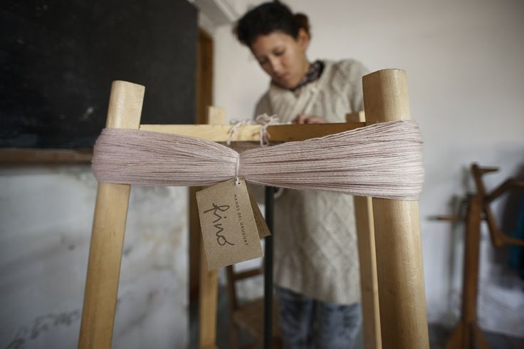 Disegno publishes an extended photoessay of Manos del Uruguay, a cooperative of women woolworkers in Uruguay, captured by photographer Heidi Lender