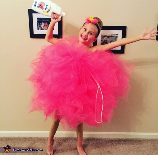 Loveable Loofah - 2016 Halloween Costume Contest via @costume_works