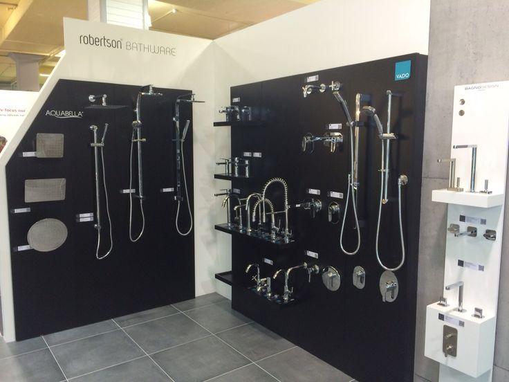 Aquabella Showers + Vado Tapware