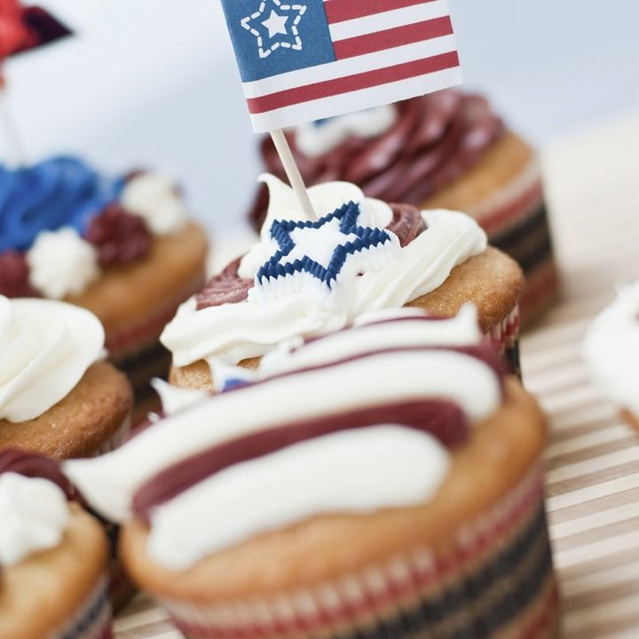 25 Patriotic Pinterest Desserts for the Fourth of July