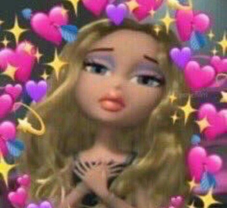 Tik Tok Mood Pics Cute Memes Bratz Doll