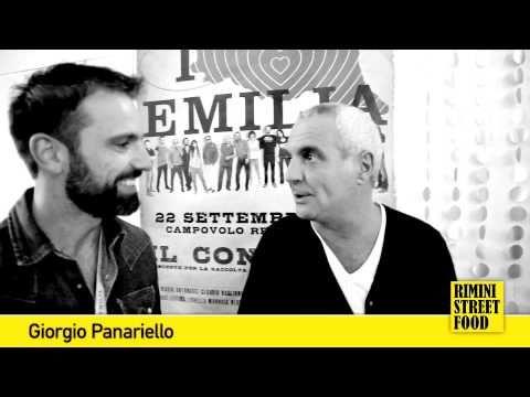 Abbiamo incontrato nel backstage di Campovolo 2012, Italy Loves Emilia, lo showman Giorgio Panariello, che ci ha parlato con grande piacere del suo legame con lo #StreetFood  www.riministreetfood.com www.facebook.com/riministreetfood