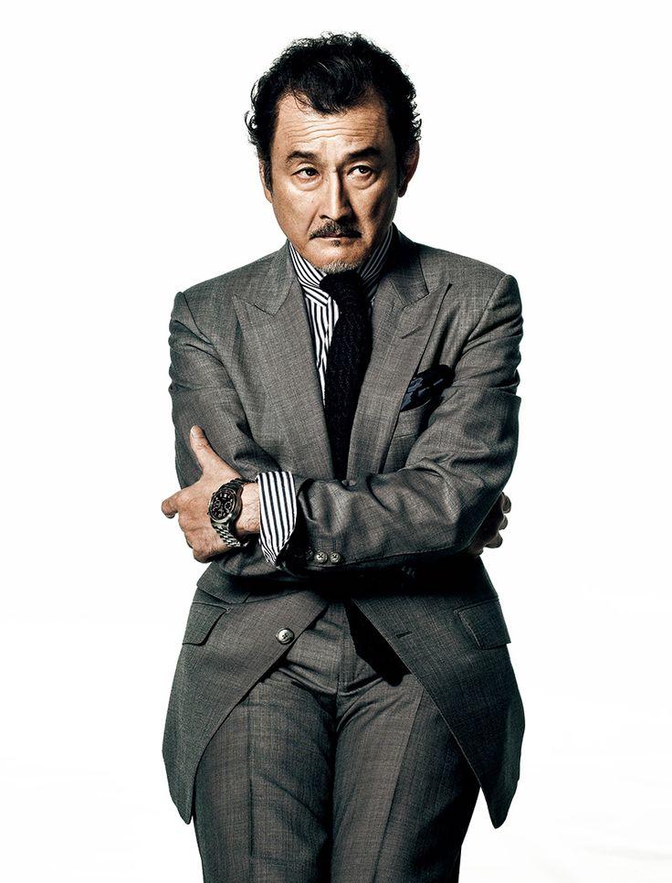 """お茶の間に舞い降りた実力派俳優、吉田鋼太郎──""""もう小栗旬は越えた""""でお願いします(笑)(2"""